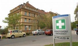 Fakultní nemocnice Na Bulovce v Praze