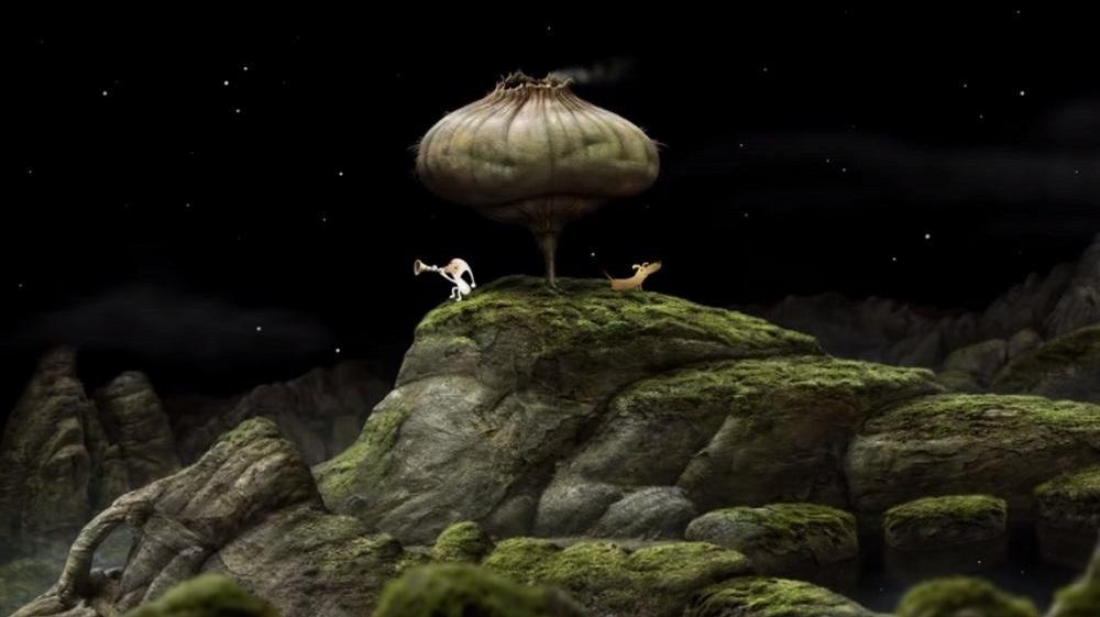 Hra Samorost od brněnského studia Amanita svojí estetikou navazuje na tradici československé animace.