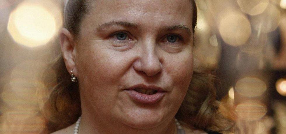 Insolvenční správkyně Helena Horová