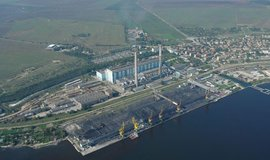 Elektrárna ČEZ v bulharské Varně