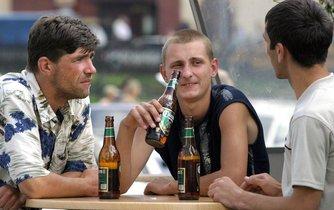 Ruské ministerstvo průmyslu chce vyhlásit pivo za nealkoholický nápoj - ilustrační foto
