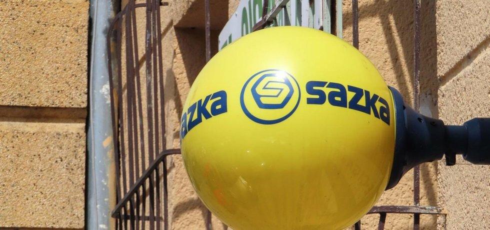 Logo společnosti Sazka