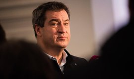 Nový šéf CSU Markus Söder
