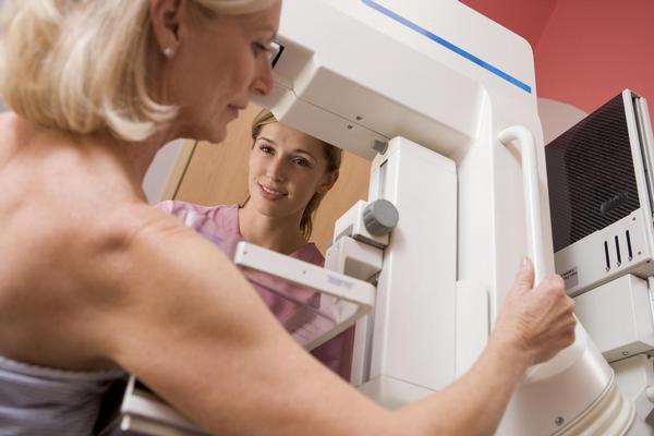 mamograf, rakovina prsu, mamografie