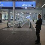 Tendr na nové letiště v Istanbulu byl vypsán v roce 2013, základní kámen letiště byl položen v červnu 2014 a výstavba začala v květnu 2015