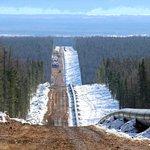 Nový plynovod Síla Sibiře má pomoci Rusku snížit závislost na evropském trhu.