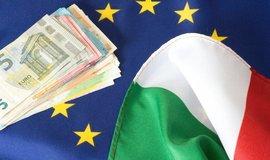 Itálie svým vysokým zadlužením porušuje unijní pravidla, ilustrační foto