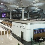 Na výstavbě istanbulského letiště se podílelo 35 tisíc lidí