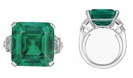 Rockefellerův smaragd