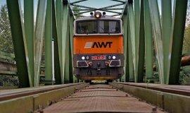 Lokomotiva společnosti AWT