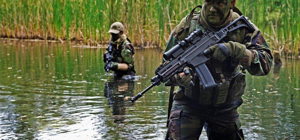 Výcvik s útočnou puškou CZ 805 BREN od České zbrojovky