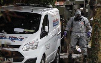 Vyšetřování útoku na ruského agenta Sergeje Skripala v Británii. ilustrační foto