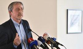 Martin Stropnický by se měl stát velvyslancem v Izraeli