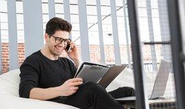 Obývák jako kancelář: startup nabízí řešení nedostupného bydlení