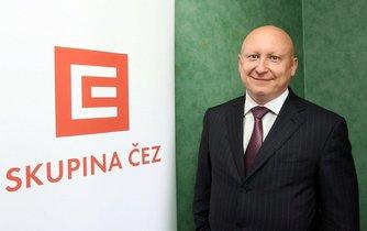 Šéf ČEZ Daniel Beneš