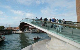 Ponte della Costituzione, ilustrační foto