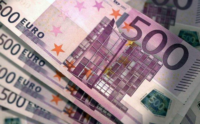 500eurová bankovka