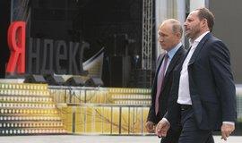 Jak se kastroval tygr. Putin potřebuje, aby Yandex pracoval pro něj