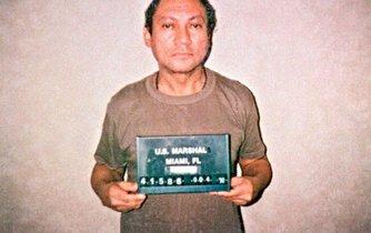 Bývalý panamský diktátor Manuel Noriega zemřel ve věku 83 let