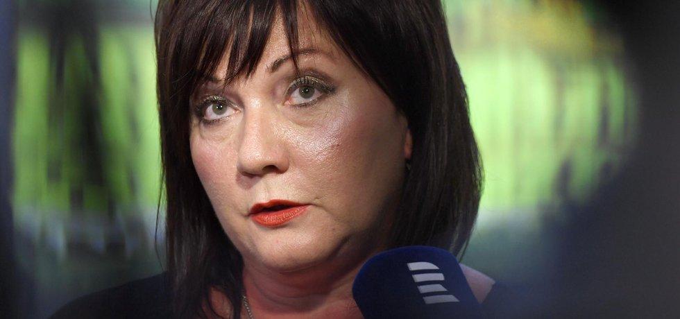Ministryní financí má být  Alena Schillerová