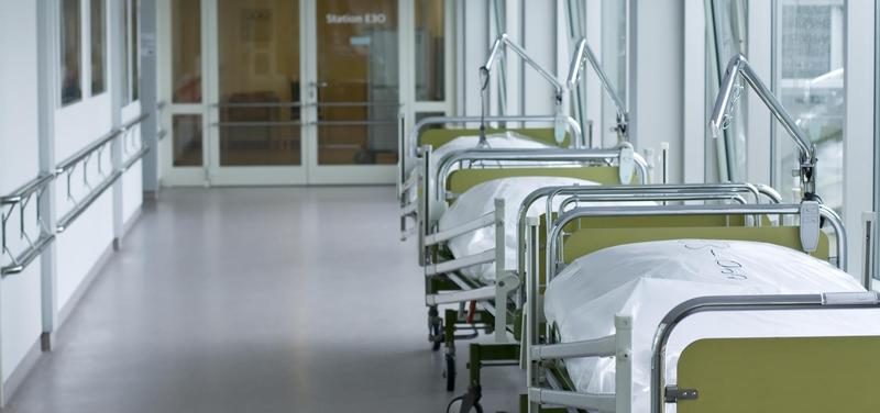 *nemocnice, chodba