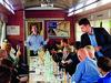 Hosté Euro Business Expressu mohli ochutnat vína z vinařství Johann W ze severočeských Třeblívic