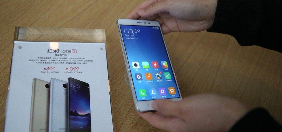 Redmi note 3 od Xiaomi