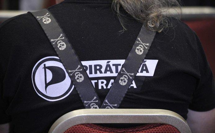 Pirátská strana (ilustrační foto)