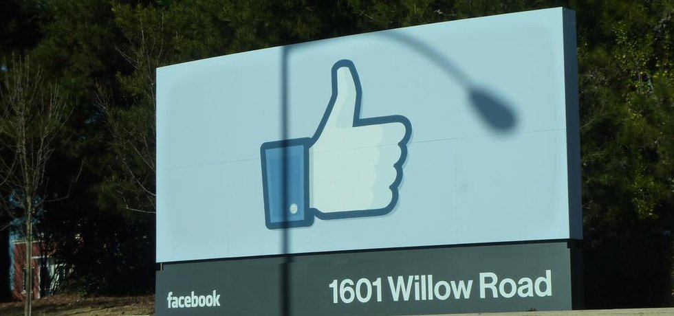 Facebook, Willow Road (Zdroj: Flilckr)