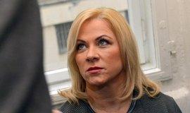 Jana Nečasová, dříve Nagyová.