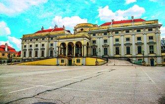 Co s barokní nemovitostí?