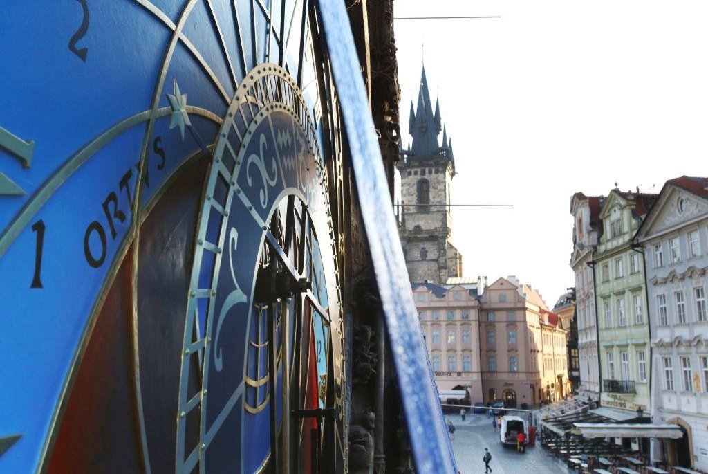Staroměstský orloj funguje od roku 1410