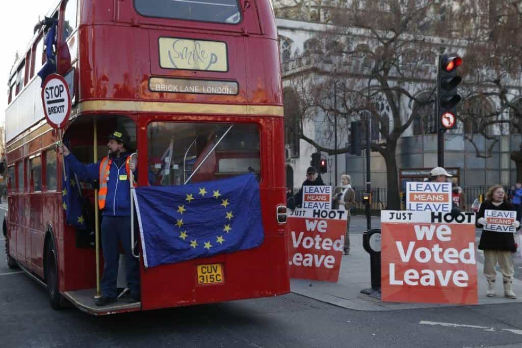 Brexit, ilustrační foto