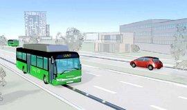 Návrh elektrifikované silnice ve Švédsku