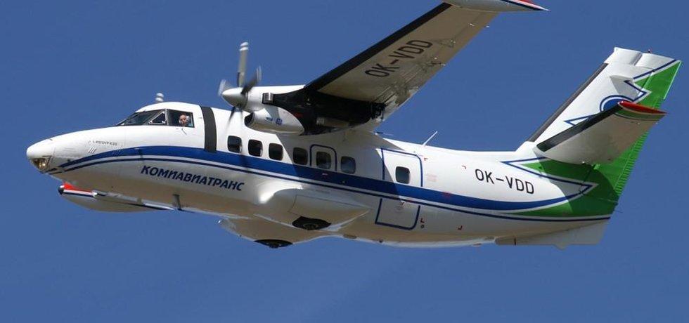 L 410 z Aircraftu Industries