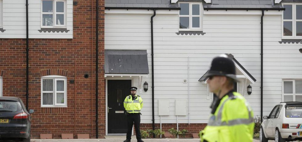 Vyšetřování otravy v jihoanglickém Salisbury
