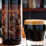 Pivo Dark Lord je stařené v sudech po bourbonu. Stojí 1025 korun.