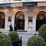 4. Paříž (Francie) – 56 pětihvězdičkových hotelů, na snímku George V Hotel