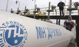 Kontaminovaná ropa srazila příjmy Ruska z vývozu suroviny o miliardu dolarů