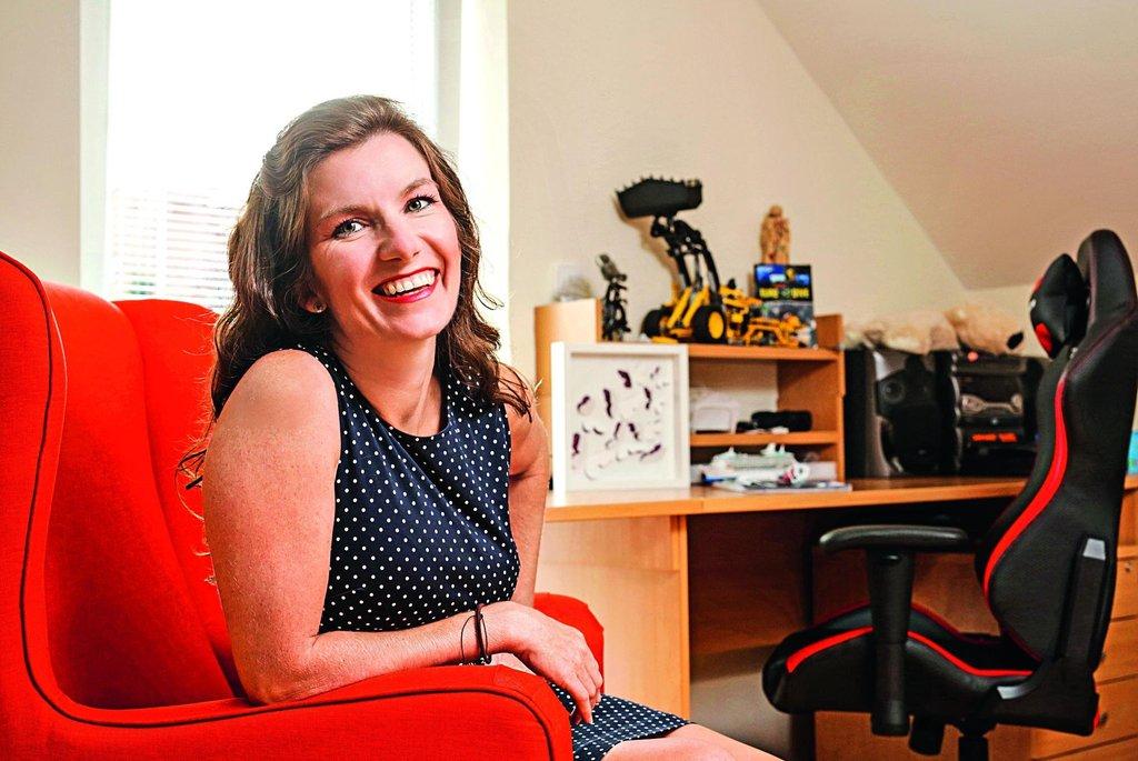 Miriam Janyšková, zakladatelka nadace Qiido