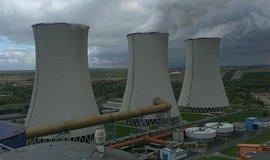 Uhelná elektrárna, ilustrační foto