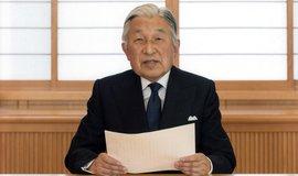 Japonský císař Akihito po 30 letech opustil trůn