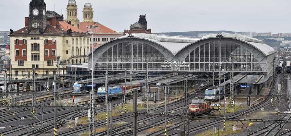 Hlavní nádraží, ilustrační foto