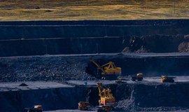 Důl Kyzyl v kazachstánu, ilustrační foto