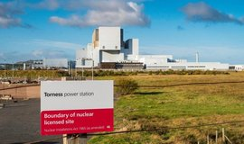 Jaderná elektrárna ve Skotsku, ilustrační foto