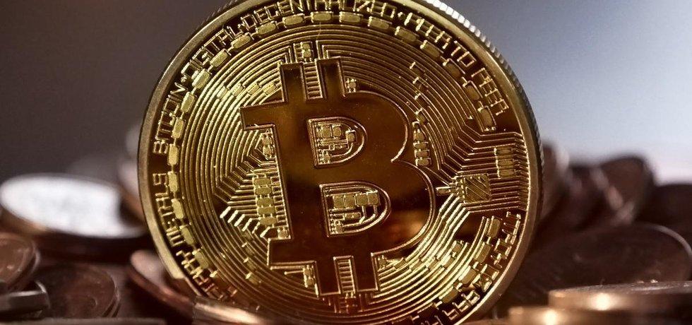 Bitcoin - ilustrační foto