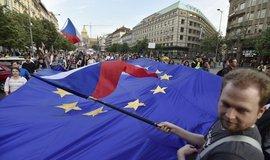Důvěra Čechů v EU se zvýšila,, ilustrační foto