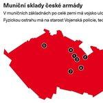 Muniční sklady české armády