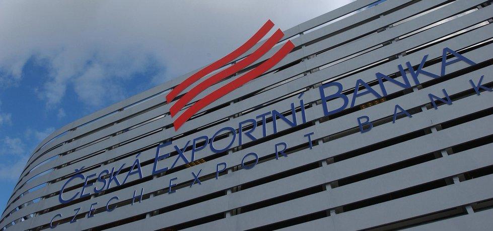 Česká exportní banka, ilustrační foto