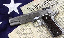 Regulace zbraní, ilustrační foto